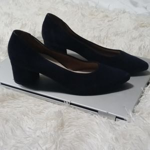 Suede Paul Green Tammy Pumps